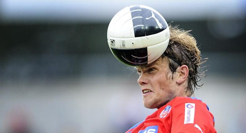Fotbollsfotograf